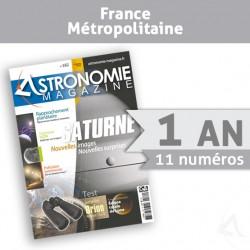 Abonnement 1 an France